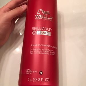 WELLA Brilliance Professional Shampoo